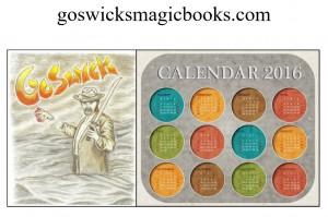 Goswick 2016 Calendar